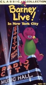 Barneylive vhscover