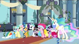 My Little Pony Friendship Is Magic Royal Pony Wedding - Trailer