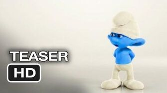 The Smurfs 2 Official Teaser 1 (2013) - Animation Movie HD