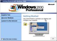 Windows2000 gettingstarted