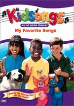 Kidsongs16 dvd