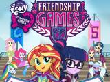 My Little Pony: Equestria Girls: Friendship Games (soundtrack)