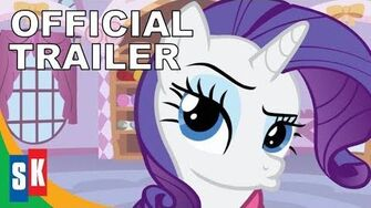 My Little Pony Friendship Is Magic Rarity - Official Trailer