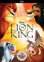 Lionking 2017dvd