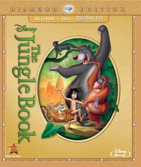 Junglebook diamondedition