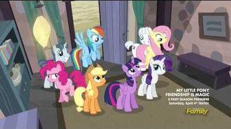 My Little Pony Friendship is Magic Season 5 Sneak Peek HD