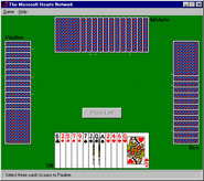 Windows95 hearts