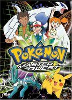 Pokemon Master Quest Vol. 1 DVD