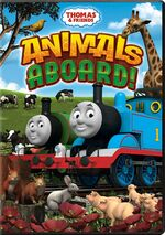 Thomas&Friends AnimalsAboard