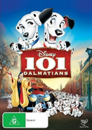 101DalmatiansAustraliaDVD2012