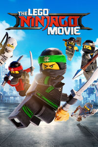 Legoninjagomovie itunes