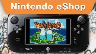 Nintendo eShop - Yoshi's Island Super Mario Advance 3 on the Wii U Virtual Console