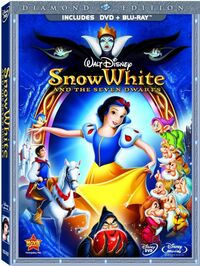 Snowwhite bluray