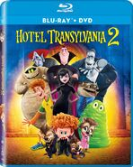 Hotel Transylvania 2 (Blu-ray/DVD)
