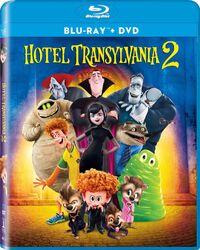 Hoteltransylvania2 bluray