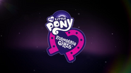 My Little Pony Equestria Girls trailer logo EG4