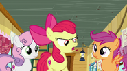 """Apple Bloom """"But we're the Cutie Mark Crusaders!"""" S6E4"""