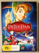 PETERPANSPECIALEDITIONAUDVD2007