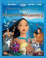 Pocahontas bluray