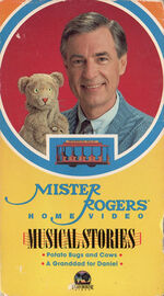 Mister Rogers Home Video - Musical Stories