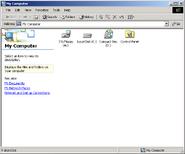 Windows2000 explorer