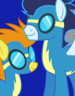 22 - Spitfire and Soarin
