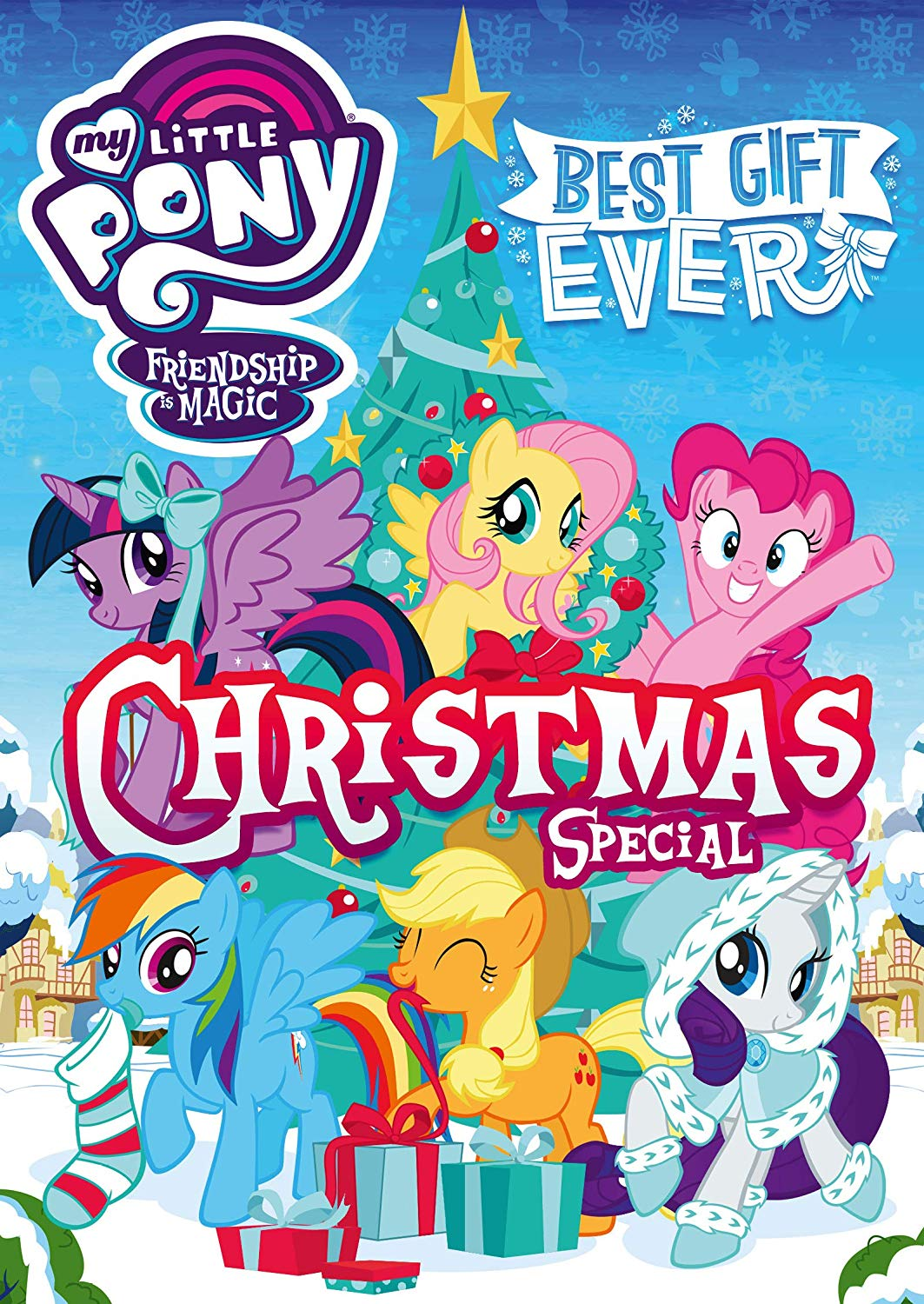 My Little Pony: Friendship is Magic: The Best Gift Ever   Twilight Sparkle's Media Library ...