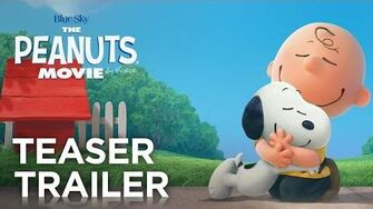 The Peanuts Movie Teaser Trailer HD FOX Family