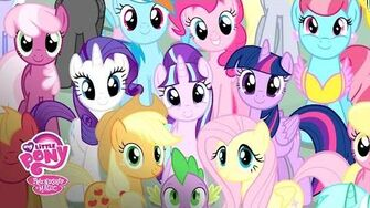 'Magical Friendship Moments Every Friday!' Official Trailer MLP Friendship is Magic