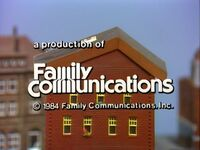 1984 Family Communications Logo