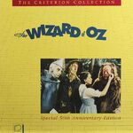 1989 The Wizard of Oz Laserdisc