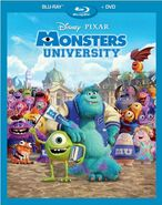 Monsters University (DVD/Blu-ray)