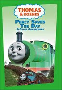 PercySavestheDay DVD