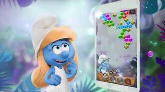 Smurfs Bubble Story - Mobile Game Trailer (iOS Android)