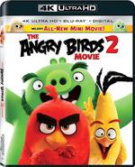 The Angry Birds Movie 2 4K UHD