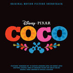 Coco Soundtrack CD