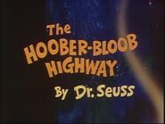 The Hoober-Bloob Highway (1985-1998 VHS)