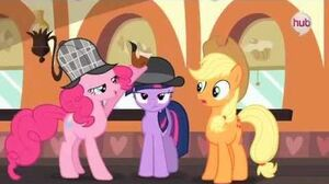 "My Little Pony Friendship is Magic ""MMMystery on the Friendship Express"" (Clip) - The Hub"