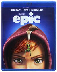 Epic 2017 Blu-ray