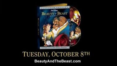 Beauty and the Beast - Platinum Edition Trailer 3
