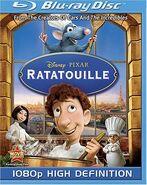 Ratatouille bluray