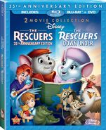 The Rescuers (35th Anniversary Edition)