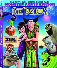 Hoteltransylvania3 bluray