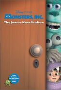 Monstersinc novelization