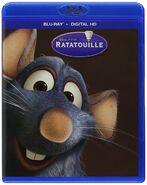 Ratatouille 2016 Blu-ray