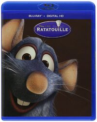 Ratatouille 2016 Blu-ray
