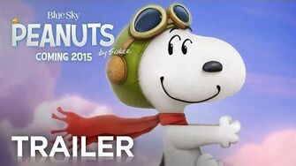 The Peanuts Movie Official Holiday Trailer HD FOX Family