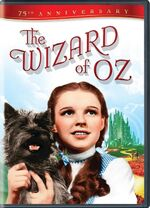 The Wizard of Oz 2013 DVD
