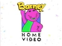 Barney Home Video (1992)