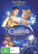 Cinderella 2005 AUS DVD